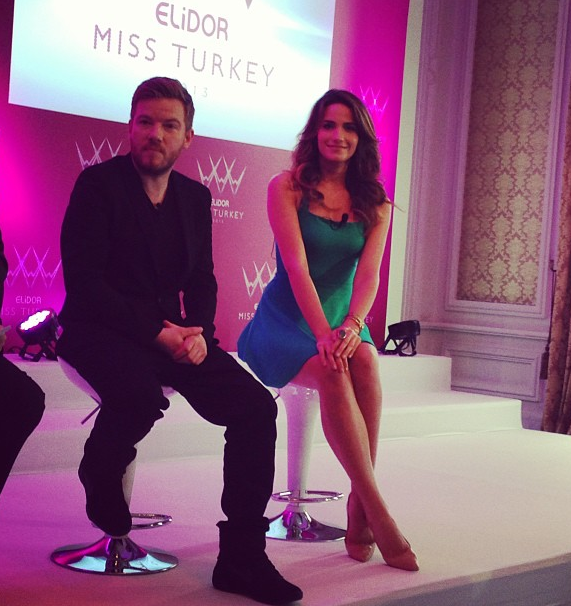 2012 Miss Turkey