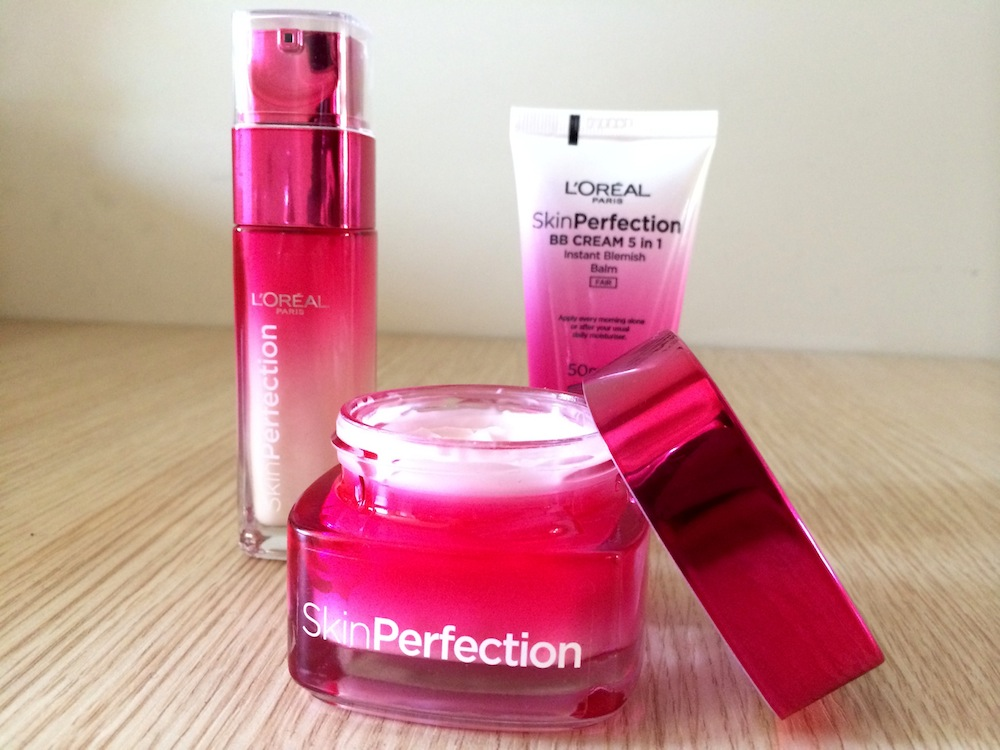 L'Oréal Skin Perfection Serisi