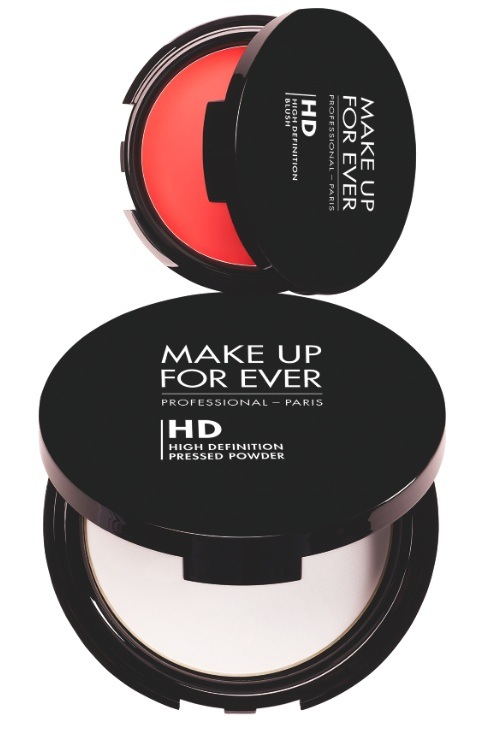 HD Cream Blush & HD Pressed powder product shot