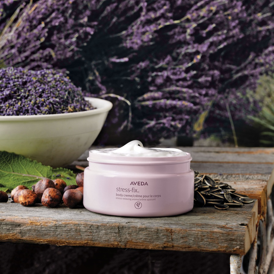 Aveda Stress-Fix Body Cream