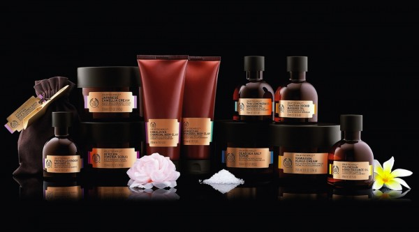 The Body Shop Spa Of The World